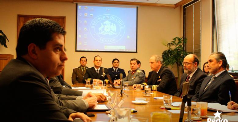 Competencia de tribunales militares