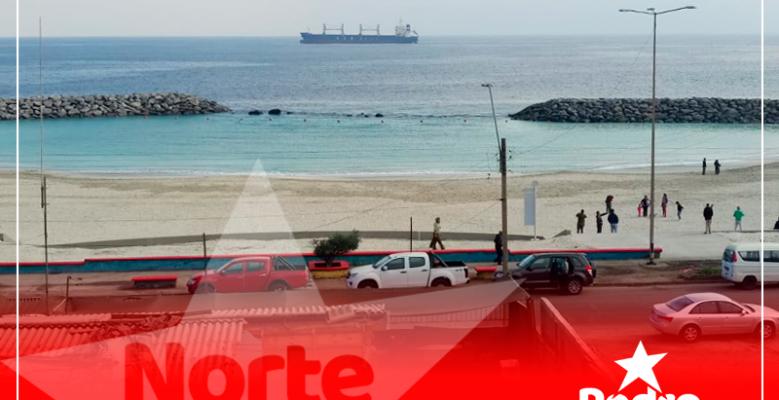 Playa el Salitre: lugar de esparcimiento y entretención